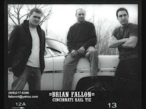 "Brian Fallon & Cincinnati Rail Tie  ""Look On The Bright Side"""