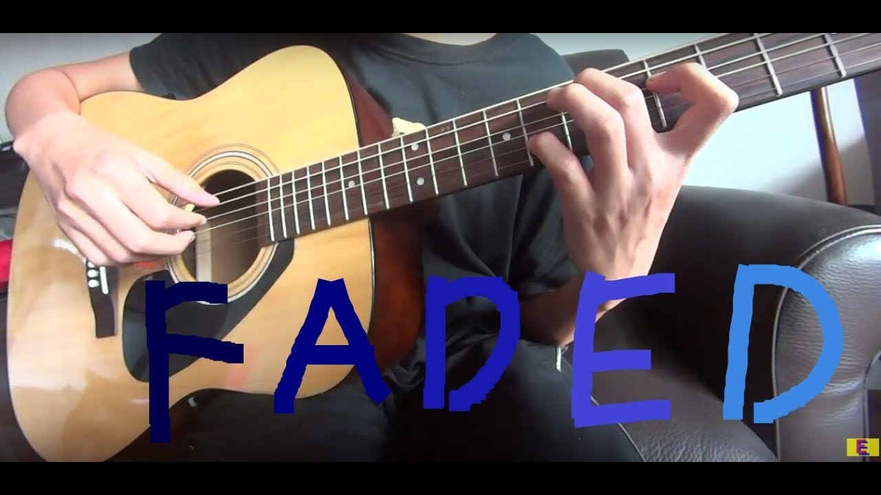 flute faded guitar tutorial - 1280×720