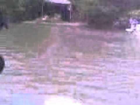 Đi Mỹ Khánh Chèo thuyền ngày 08-01-2012