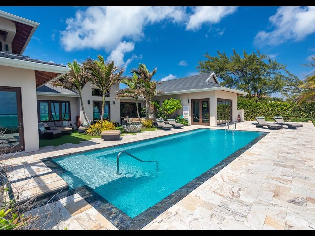 Captivating Oceanfront Villa in George Town, Cayman Islands   Sotheby's International Realty