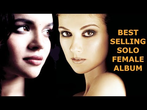 TOP 10 Best Selling Albums by a FEMALE SOLO ARTIST