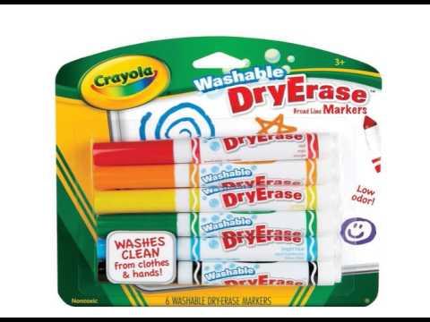 crayola-6ct-dry-erase-broad-line-washable-markers