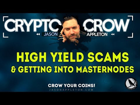 High Yield Platforms - Cloud Mining - Masternodes
