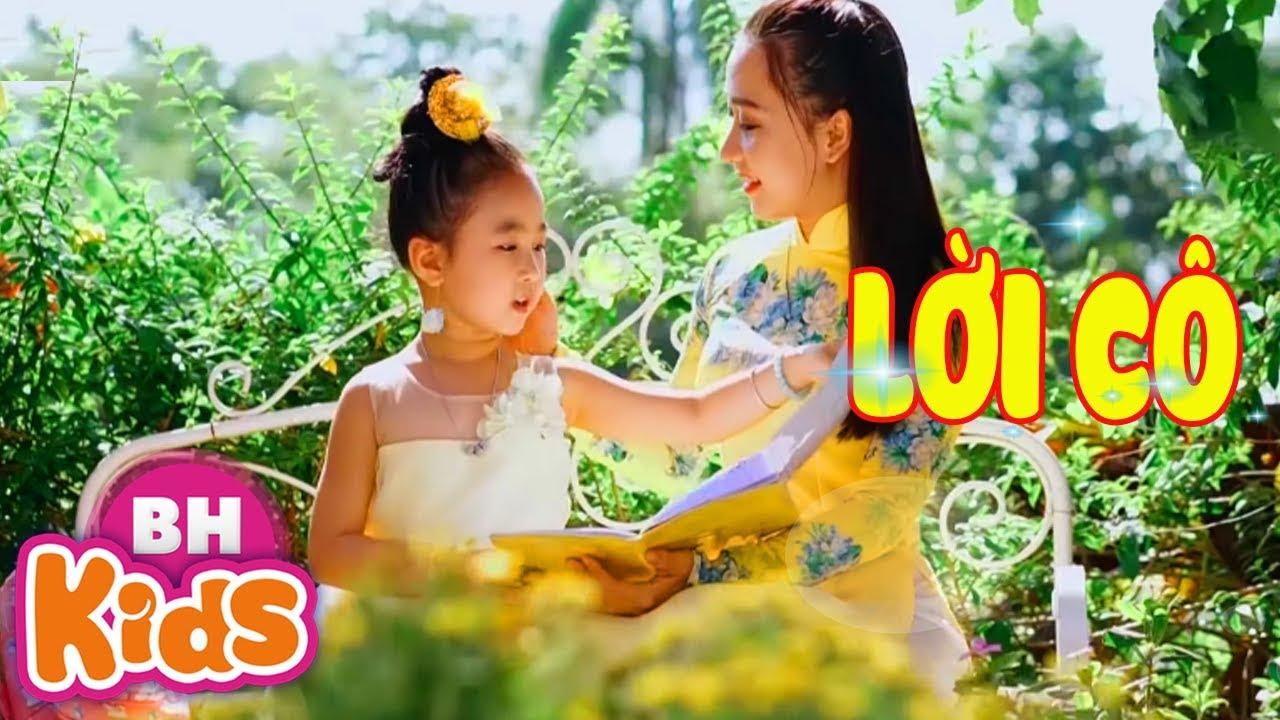 Lời Cô ♫ Candy Ngọc Hà ♫♫ Nhạc Thiếu Nhi Vui Nhộn