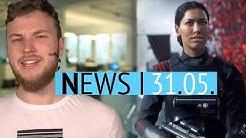 Twitch spielt Aktienbörse mit echtem Geld - Leak zeigt neue Bilder zu Battlefront 2 - News