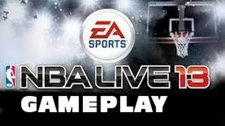 NBA Live 13 | XBOX 360 | Gameplay