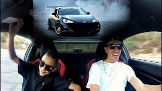 DRIFTING PRANK ON ANNOYING SUBSCRIBER! We Made Him Cry*
