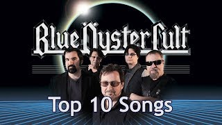 Top 10 Blue Oyster Cult Songs (Greatest Hits) Eric Bloom