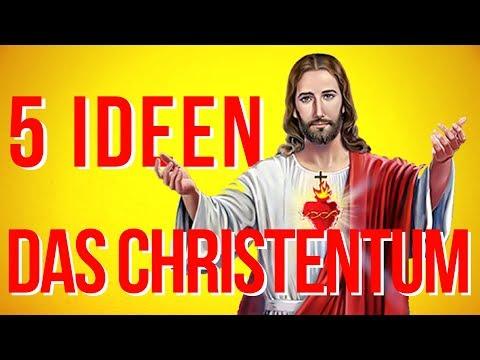 Die 5 besten Ideen des Christentums