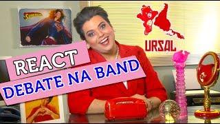 Dilma REACT - Debate da BAND - Ela Falou Com Todos Os Candidatos