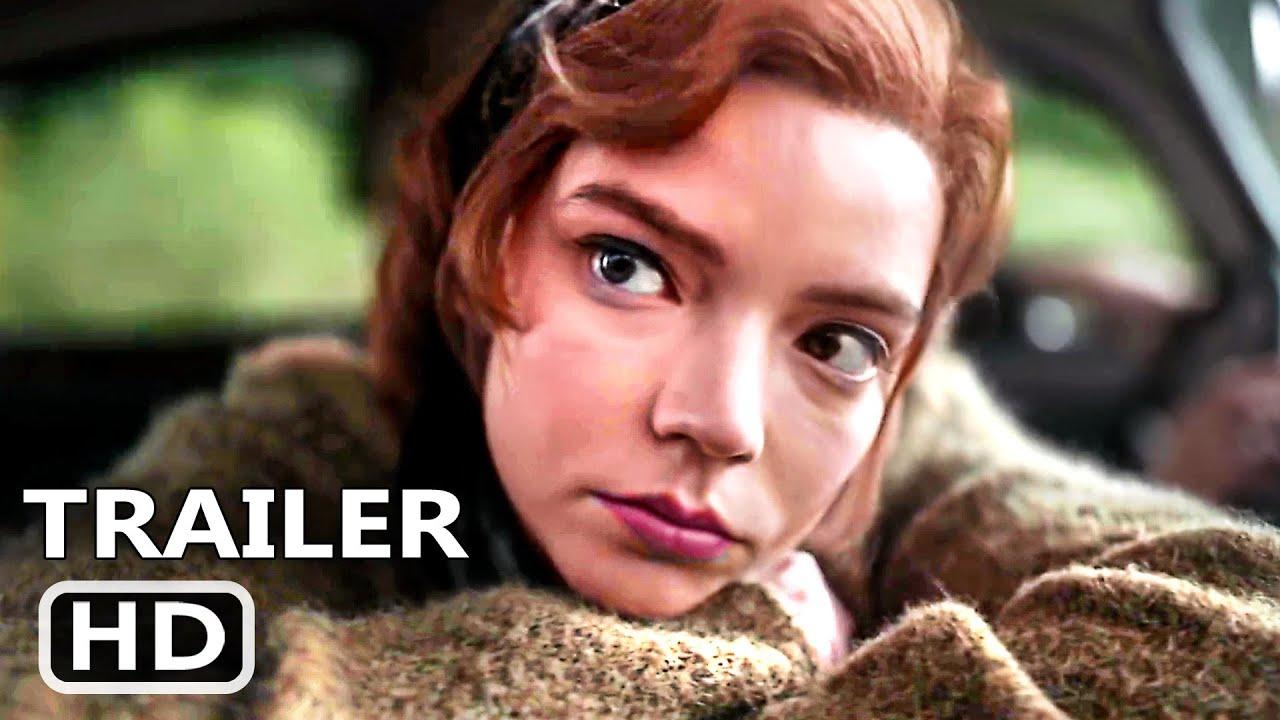 THE QUEEN'S GAMBIT Trailer (NEW 2020) Anya Taylor-Joy, Netflix Series