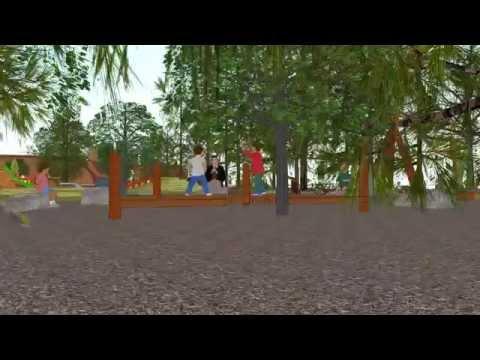 St Edward Catholic School Play Space Design