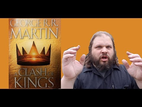 Book Review: A Clash Of Kings By George R. R. Martin