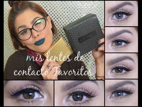 e96a79d925 Mis lentes de contacto Favoritos/Adore Lenses//Mon♥ - YouTube