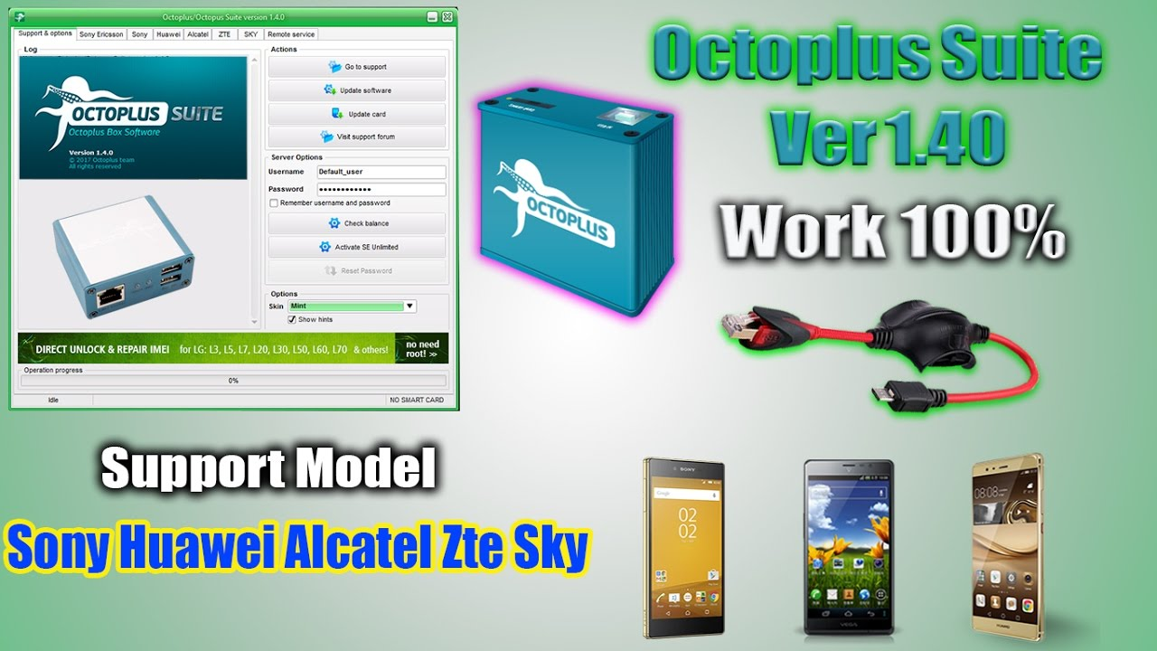 Octoplus Suite Free Ver 1 4 0 Work 100%/Octoplus Box Crack Ver 1 4 0 2017