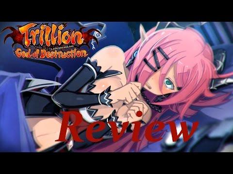 Trillion: God of Destruction - Review   PSV & PSTV {English, Full 1080p HD}