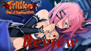 Trillion: God of Destruction - Review | PSV & PSTV {English, Full 1080p HD}