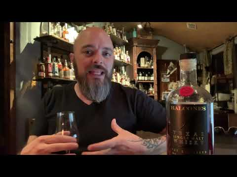 2019 Whiskey Tribe Advent Calendar - Day Six - Balcones Single Malt