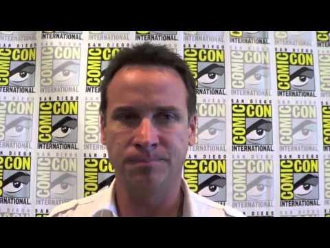 Colin Cunningham Talks FALLING SKIES at San Diego Comic Con 2013