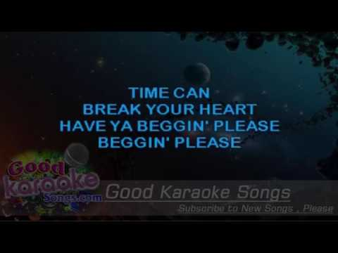 Tear In Heaven -  Eric Clapton (Lyrics Karaoke) [ goodkaraokesongs.com ]