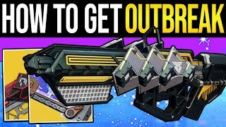 One of xHOUNDISHx's most viewed videos: Destiny 2 | How to Get OUTBREAK PERFECTED! Full Exotic Quest Guide, Door Unlock & Exotic Pulse Rifle