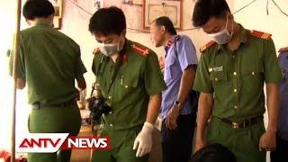 Bắt đối tượng sát hại 3 người trong một gia đình   Tin tức   Tin nóng mới nhất   ANTV