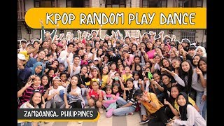 KPOP RANDOM DANCE PLAY in Zamboanga City, Philippines