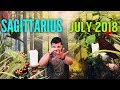 SAGITTARIUS July 2018 | HUGE SUCCESS & Love - Sagittarius July Horoscope Tarot