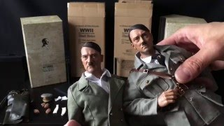WWII German Head Of State (Adolf Hitler figure) Tit Toys