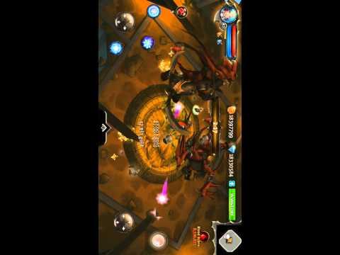 10 Milion Blood ( Blood Match ) Dungeon Hunter 4