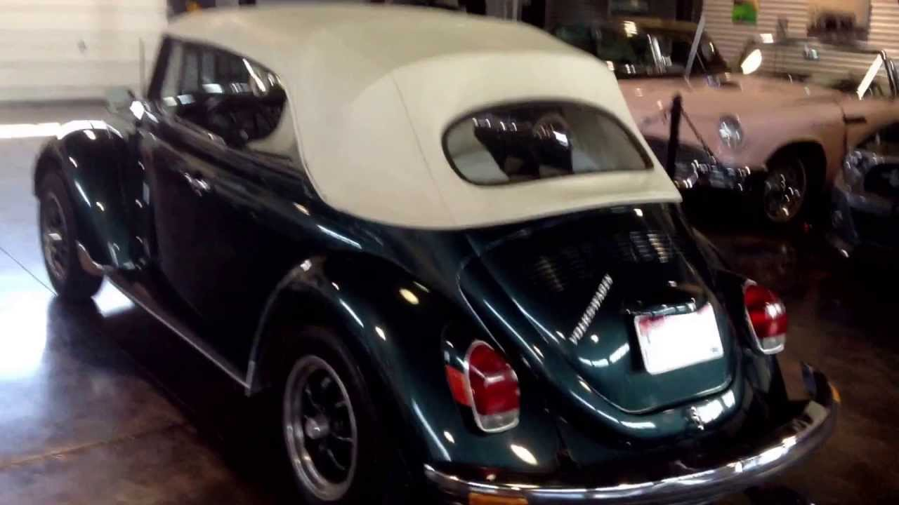 volkswagen beetle convertible sold sun valley auto club youtube