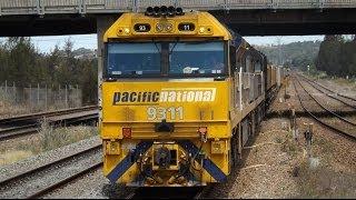 Trains around Sydney (Volume 4)
