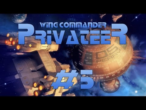 Wing Commander: Privateer #5 - Hyperjump ins Asteroidenfeld