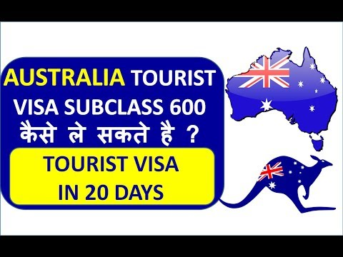 AUSTRALIA TOURIST VISA SUBCLASS 600 DOCUMENTATION | IMPORTANT TIPS FOR VISA