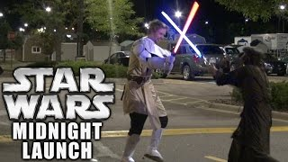 Star Wars Force Friday Midnight Toy Launch