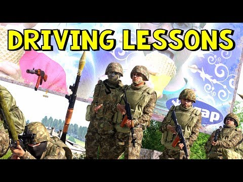 Driving Lessons | ArmA 3