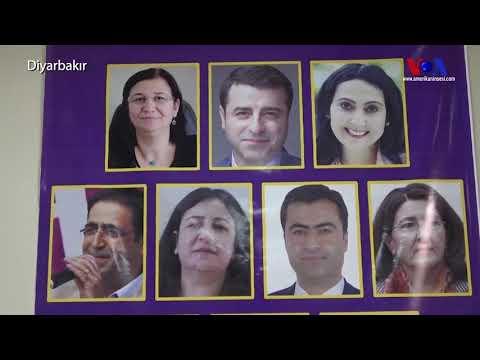 HDP'den Beş İlde Açlık Grevi