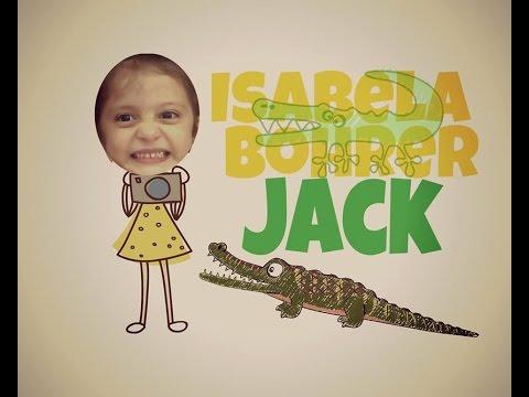"""Isabela e o Jack """"VINA OU SALSICHA"""""""