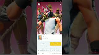 How to get fortnite on your android devices (LG G7 ThinQ)