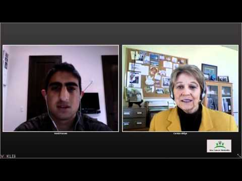 New Cancer Mentality: Carolyn Aldige on Importance...