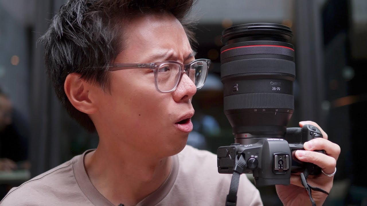 Canon EOS R Is a Good Start But Lacks Frame Rates! - Hi Speed Cameras