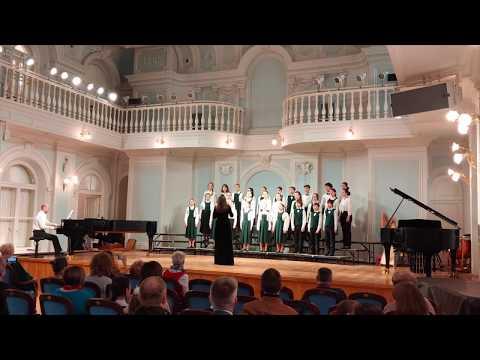 S. Rachmaninov - Night // С. Рахманинов - Ночка (ор. 15, №2)