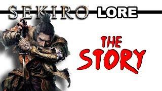 Sekiro Lore - The Story