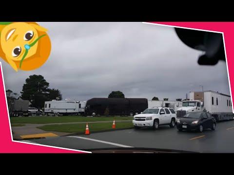 Bird Box on location footage Sandra Bullock Netflix Movie being filmed Crescent City