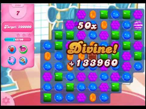 Candy Crush Saga Level 2980 - NO BOOSTERS