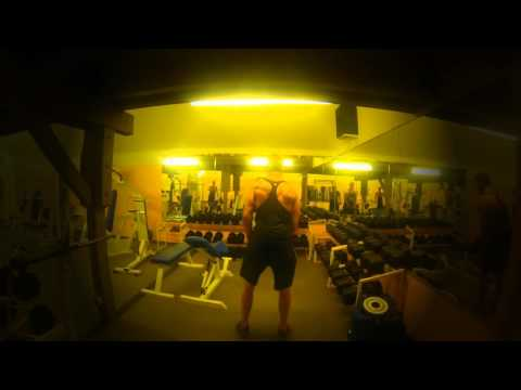Fitness and Bodybuilding Motivation by Matthias