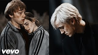 Draco & Hermione + Ron || Treat You Better
