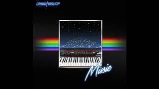 Droid Bishop - Music (Full Album) [Synthwave / Retrowave]