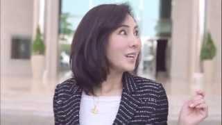 ジルジレット株式会社提供TV番組 世界を飛び回る谷口愛さんの元気と綺麗...