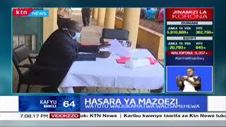 Watu 38 wakamatwa na kushtakiwa Kisumu kwa kukiuka masharti ya serikali ya kukabiliana na korona
